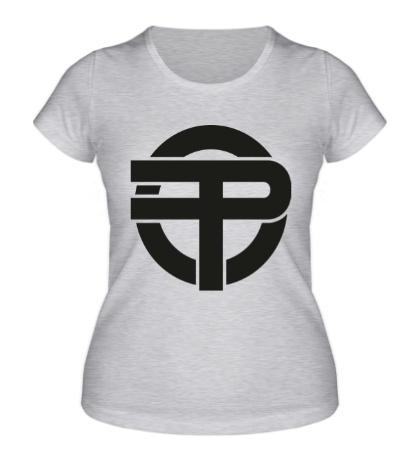 Женская футболка Flux Pavilion Symbol