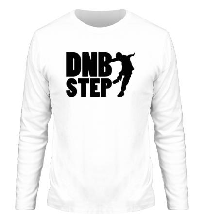 Мужской лонгслив «DnB Step»
