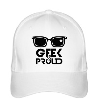 Бейсболка Geek & Proud