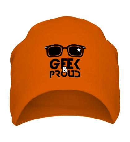 Шапка Geek & Proud
