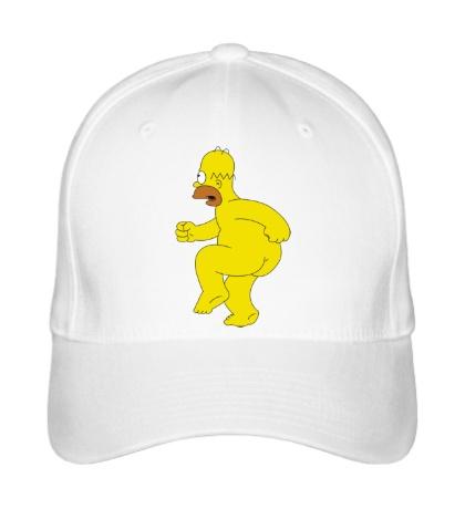Бейсболка Голый Гомер
