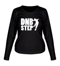 Женский лонгслив DnB Step
