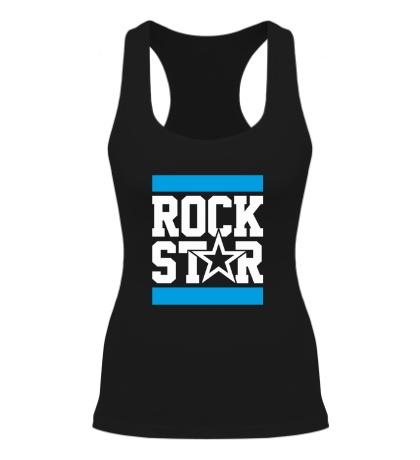 Женская борцовка Run Rock Star
