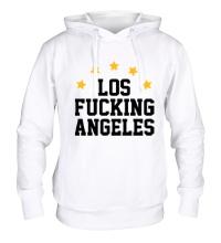 Толстовка с капюшоном Los Fucking Angeles