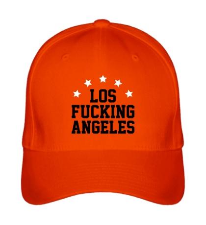 Бейсболка Los Fucking Angeles