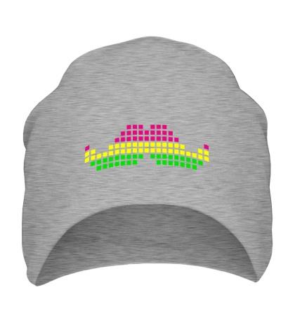 Шапка Moustache Pixel