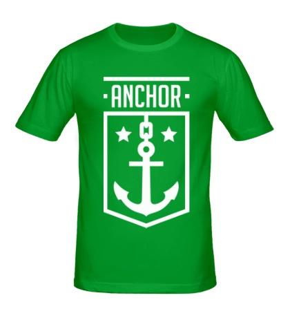 Мужская футболка Anchor Shield