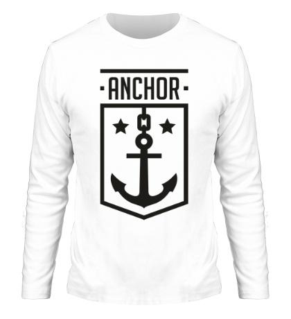 Мужской лонгслив Anchor Shield