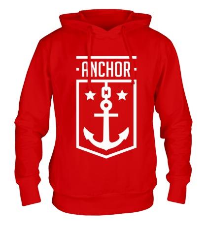 Толстовка с капюшоном Anchor Shield