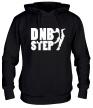 Толстовка с капюшоном «DnB Step» - Фото 1