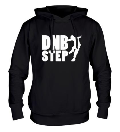 Толстовка с капюшоном «DnB Step»
