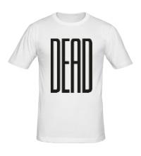 Мужская футболка Long Dead