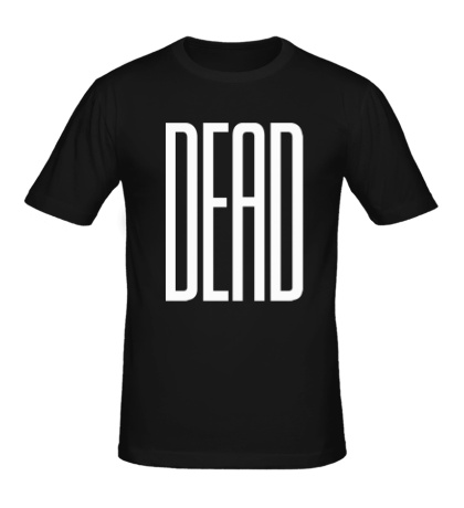 Мужская футболка «Long Dead»