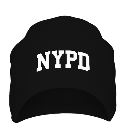 Шапка NYPD