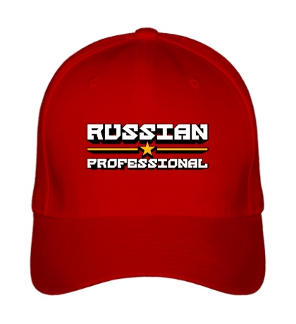 Бейсболка Russian Professional
