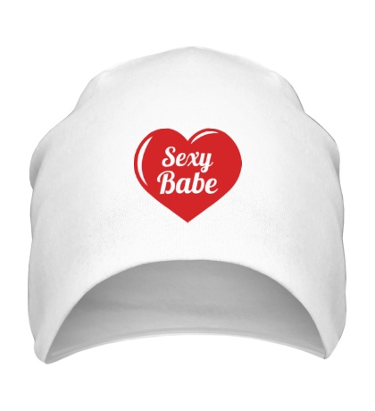 Шапка Sexy Babe