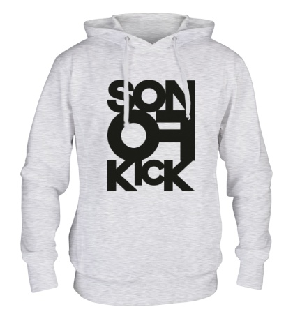 Толстовка с капюшоном Son of Kick