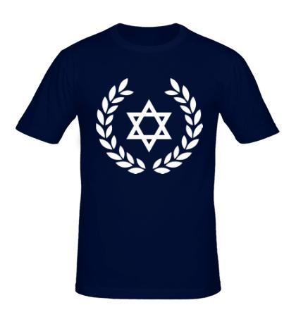 Мужская футболка Star of David