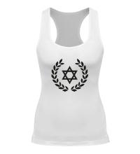 Женская борцовка Star of David