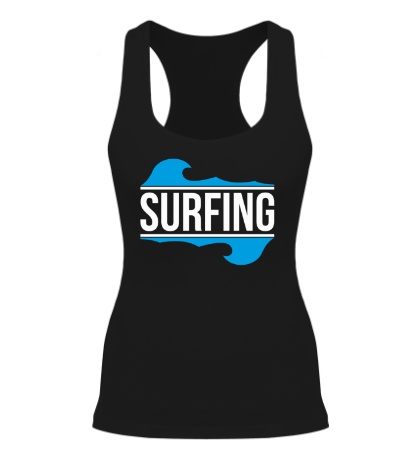 Женская борцовка Surfing