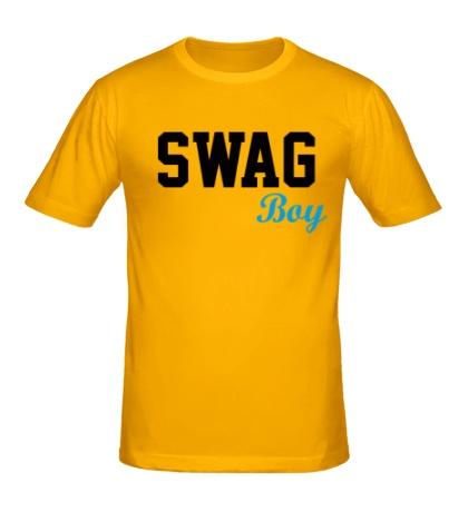 Мужская футболка SWAG Boy