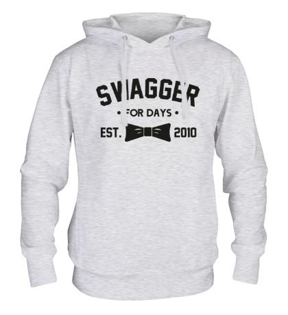 Толстовка с капюшоном Swagger for Days