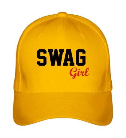 Бейсболка SWAG Girl