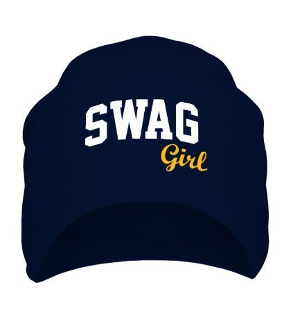 Шапка SWAG Girl
