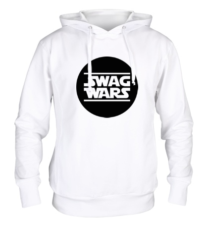 Толстовка с капюшоном Swag Wars