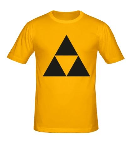 Мужская футболка Three Force