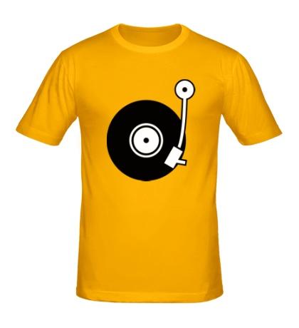 Мужская футболка «Vinyl Mix»
