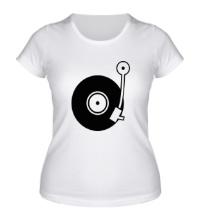 Женская футболка Vinyl Mix