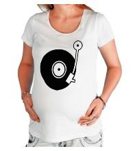 Футболка для беременной Vinyl Mix