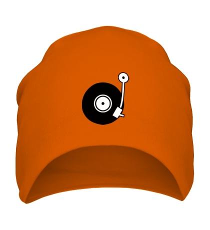 Шапка Vinyl Mix