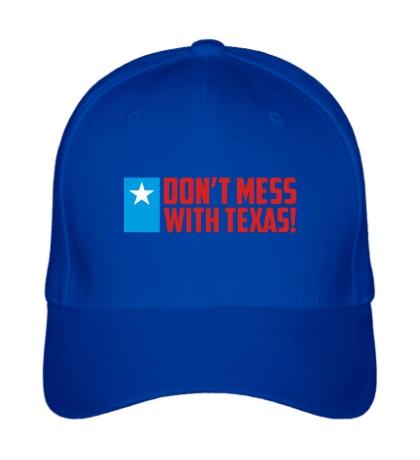 Бейсболка With Texas