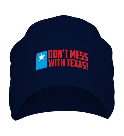 Шапка With Texas