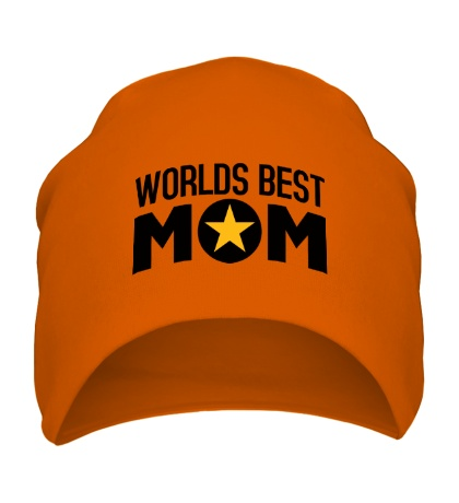 Шапка Worlds Best Mom