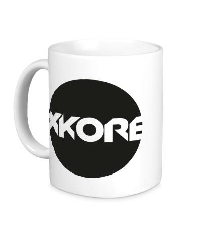 Керамическая кружка XKore