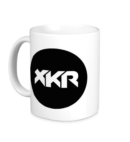 Керамическая кружка XKore Round