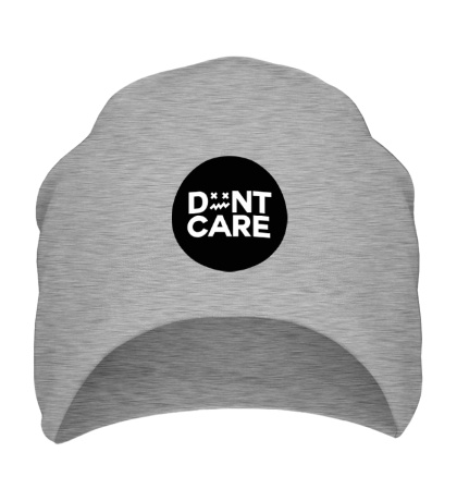 Шапка Dont Care