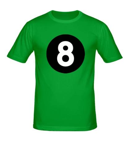 Мужская футболка Восемь