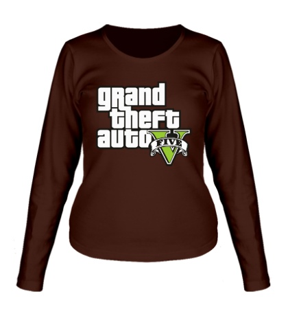 Женский лонгслив GTA 5