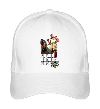 Бейсболка GTA 5: Dog & Man