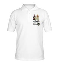 Рубашка поло GTA 5: Police