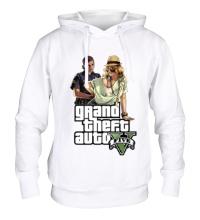 Толстовка с капюшоном GTA 5: Police