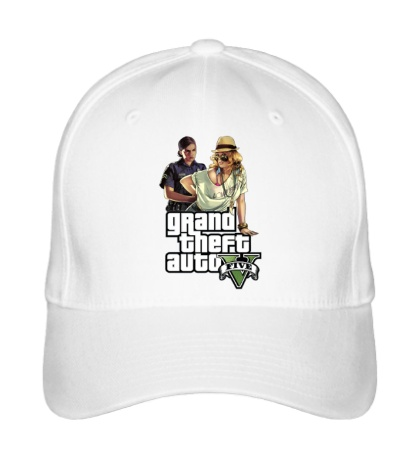 Бейсболка GTA 5: Police