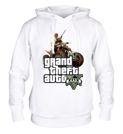 Толстовка с капюшоном GTA 5: Gangster
