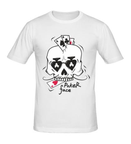 Мужская футболка Poker Face