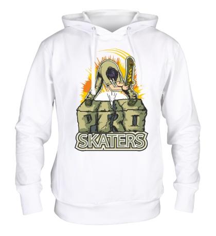 Толстовка с капюшоном PRO Skaters