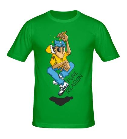 Мужская футболка Pure Reason